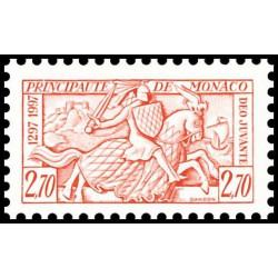 Timbre de Monaco N° 2086