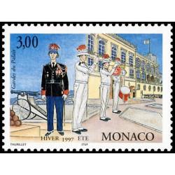 Timbre de Monaco N° 2107...