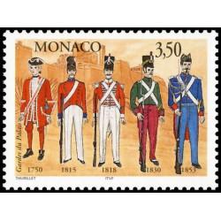 Timbre de Monaco N° 2108...