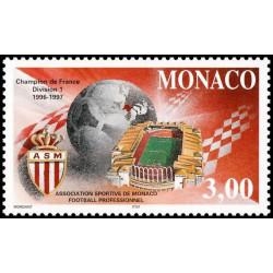 Timbre de Monaco N° 2126...