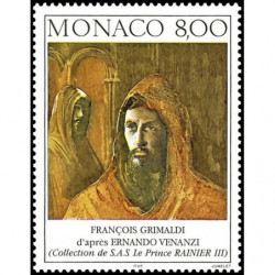 Timbre de Monaco N° 2127...