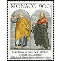 Timbre de Monaco N° 2128...