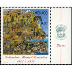 Timbre de Monaco N° 2134...