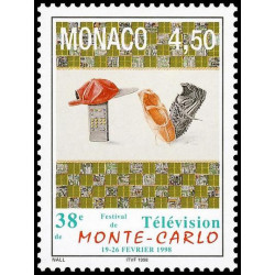 Timbre de Monaco N° 2146