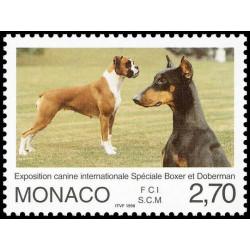 Timbre de Monaco N° 2148