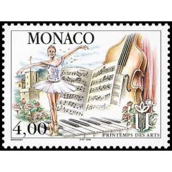 Timbre de Monaco N° 2150