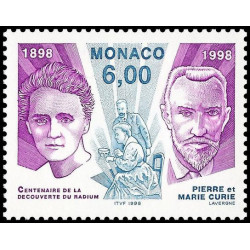 Timbre de Monaco N° 2151