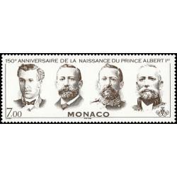 Timbre de Monaco N° 2154