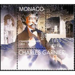 Timbre de Monaco N° 2156