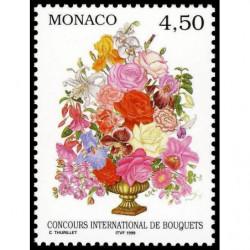 Timbre de Monaco N° 2187