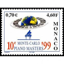 Timbre de Monaco N° 2193...