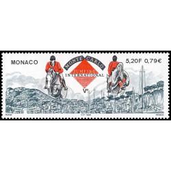 Timbre de Monaco N° 2198...