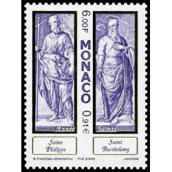 Timbre de Monaco N° 2234...