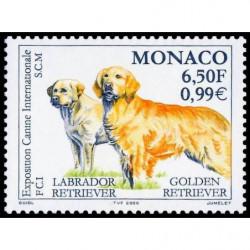Timbre de Monaco N° 2238...