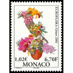 Timbre de Monaco N° 2297...