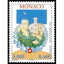 Timbre de Monaco N° 2298...