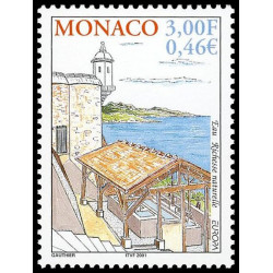 Timbre de Monaco N° 2299...