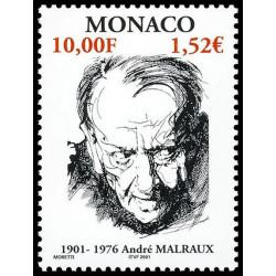 Timbre de Monaco N° 2301...