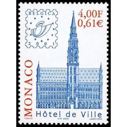 Timbre de Monaco N° 2302...