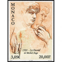 Timbre de Monaco N° 2309...