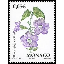 Timbre de Monaco N° 2321...