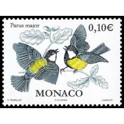 Timbre de Monaco N° 2324...