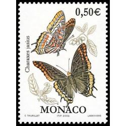 Timbre de Monaco N° 2325...
