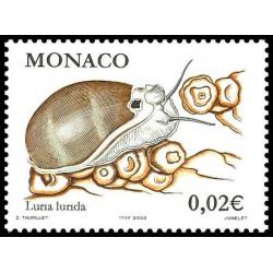 Timbre de Monaco N° 2327...