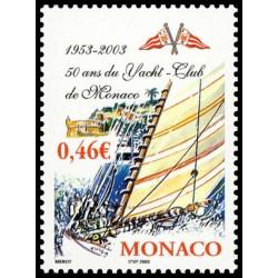 Timbre de Monaco N° 2384