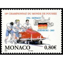 Timbre de Monaco N° 2385
