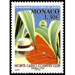 Timbre de Monaco N° 2386