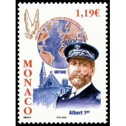 Timbre de Monaco N° 2387
