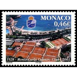 Timbre de Monaco N° 2390