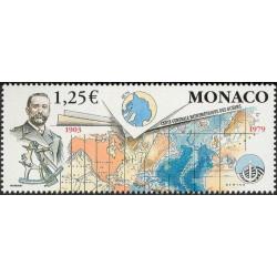Timbre de Monaco N° 2391