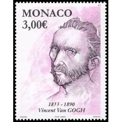 Timbre de Monaco N° 2404...