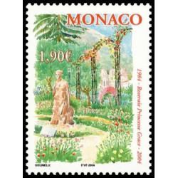 Timbre de Monaco N° 2428...