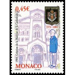 Timbre de Monaco N° 2432...