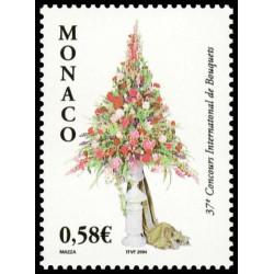 Timbre de Monaco N° 2433...