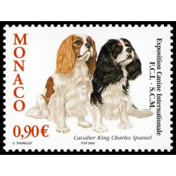 Timbre de Monaco N° 2434...