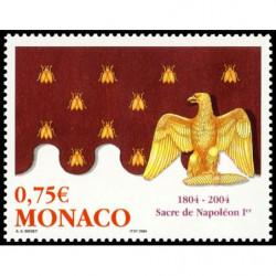 Timbre de Monaco N° 2443...