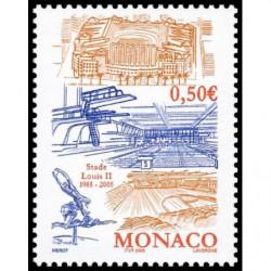 Timbre de Monaco N° 2463...