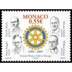 Timbre de Monaco N° 2479