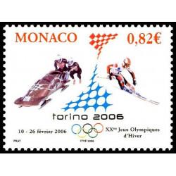 Timbre de Monaco N° 2528