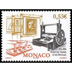 Timbre de Monaco N° 2531...
