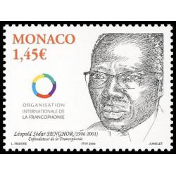 Timbre de Monaco N° 2533...