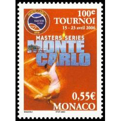 Timbre de Monaco N° 2534...