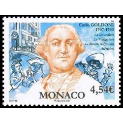 Timbre de Monaco N° 2588