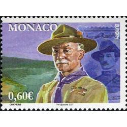 Timbre de Monaco N° 2594