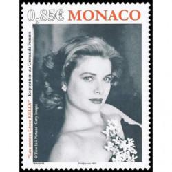 Timbre de Monaco N° 2596