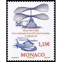 Timbre de Monaco N° 2597